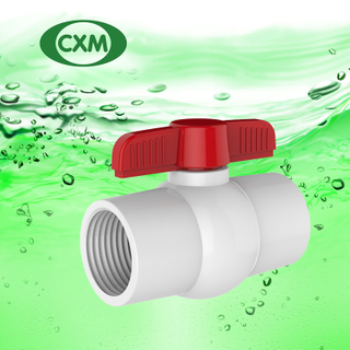 PVC Compact Thread Ball Valve V02